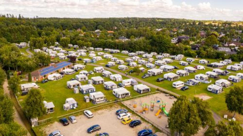 Kreds 2 - Stævne på DCU Camping Hornbæk med kulinarisk